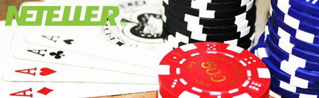 jeux de carte et jetons avec neteller