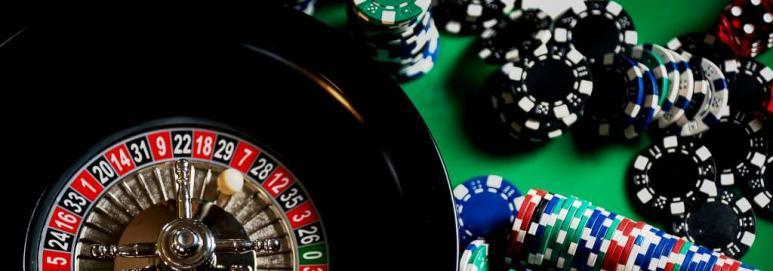 jeu de roulette avec jetons